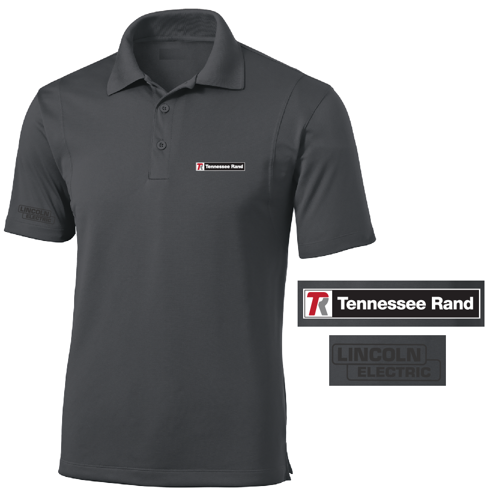Moisture Wicking Performance Polo