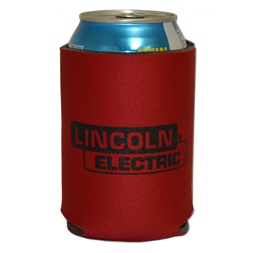 Red Collapsible Can Koozie