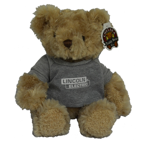 Lincoln Electric Plush Bear