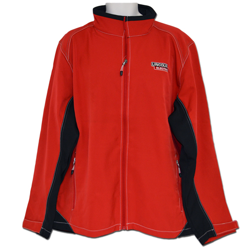 Team Red and Black Softshell Jacket