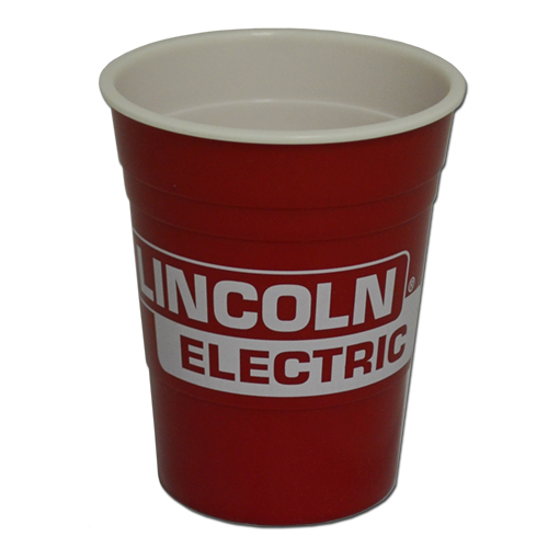 Red Reusable Hard Plastic Solo Cup