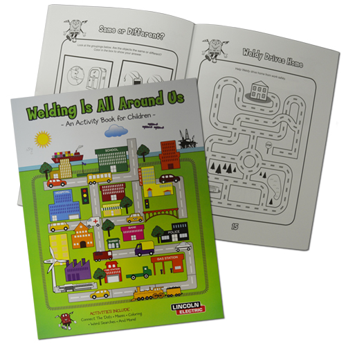 Lincoln Electric Activity Book
